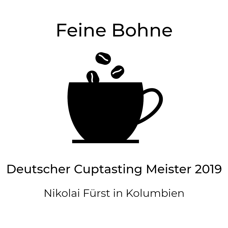 #2 Deutscher Cuptasting Meister 2019 | Nikolai Fürst in Kolumbien